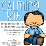 Calm Down Kit Resources