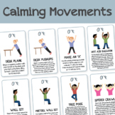 Calming Movement Breaks for the Classroom