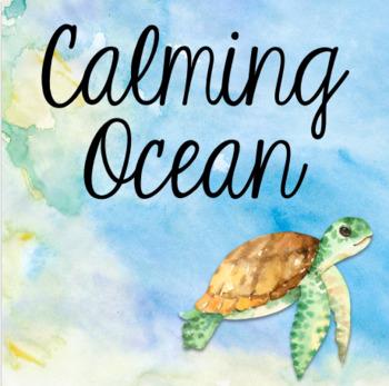 Calming Ocean Classroom Theme