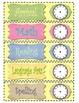 Calming Pastel Colors Class Decor Kit