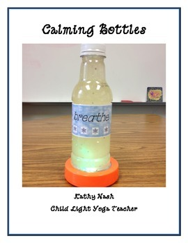 Calming Snowflakes in a Bottle