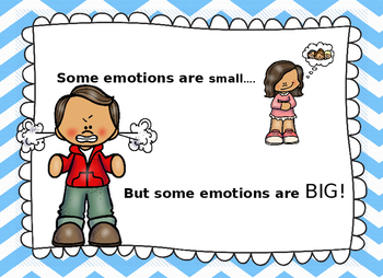 Calming Strategies- A Lesson in Emotions and What to do With Them