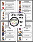 Calming Strategies: A Social Story Pack