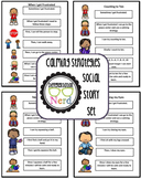 Calming Strategies: A Social Story Pack
