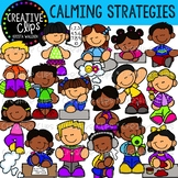 Calming Strategies {Creative Clips Clipart}