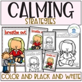Mindfulness and Calming Strategies with Posters