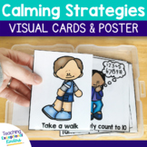 Calming Strategies Visual Cards
