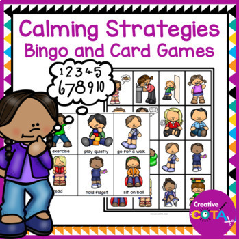 Calming Strategies and Card Games