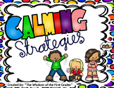 Calming Strategies for Kids