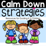 Calming Strategies for Young Children (SEL for K-2)