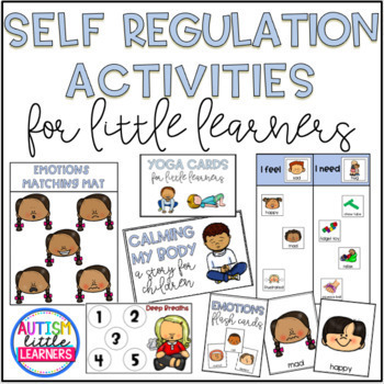 Calming Strategies for Young Learners by Autism Little