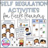 Preschool Self Regulation Activities for Little Learners