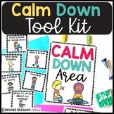 Calm Down Tool Kit