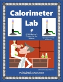 Calorimeter Lab for Biology, Physical Science, or Chemistry