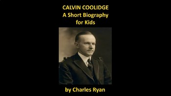 Calvin Coolidge PowerPoint with Review Quiz
