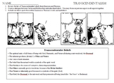Calvin, Hobbes, and the Transcendentalists Emerson and Thoreau