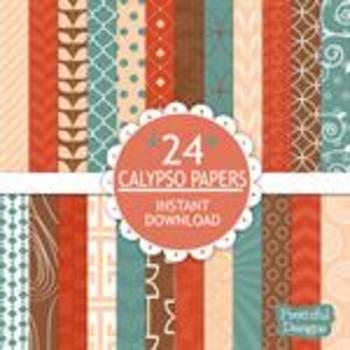 Calypso Paper Pack
