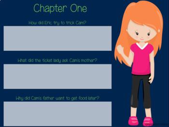 Cam Jansen #8 - Novel Study (Great for Google Classroom)