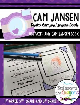 Cam Jansen Activity Photo Book