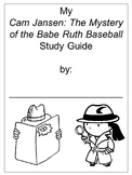Cam Jansen Babe Ruth Mystery Study Guide