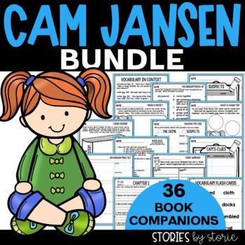 Cam Jansen Bundle