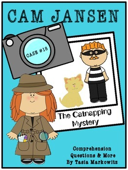 Cam Jansen Case #18 The Catnapping Mystery