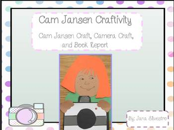 Cam Jansen Craft and Book Report