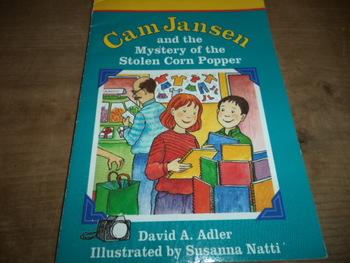 Cam Jansen ISBN 0-439-11380-7