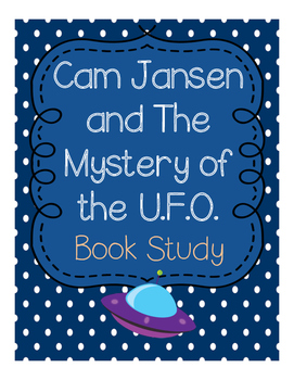 Cam Jansen Mystery of the UFO