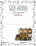 Cam Jansen Novel Study