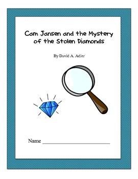 Cam Jansen Stolen Diamonds Comprehension Questions
