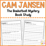 Cam Jansen - The Basketball Mystery - Book Study