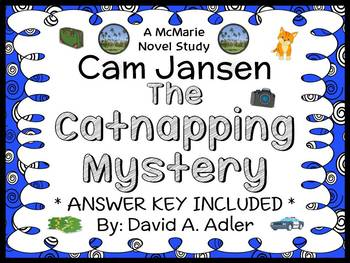 Cam Jansen: The Catnapping Mystery (David A. Adler) Novel Study / Comprehension