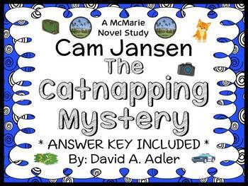 Cam Jansen: The Catnapping Mystery (David A. Adler) Novel
