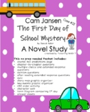 Cam Jansen - The First Day of School Mystery - Novel Study