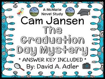 Cam Jansen: The Graduation Day Mystery (Adler) Novel Study