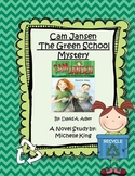 Cam Jansen The Green School Mystery Novel Study