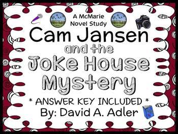 Cam Jansen: The Joke House Mystery (David A. Adler) Novel Study / Comprehension