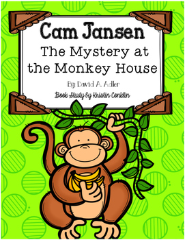 Cam Jansen The Mystery at the Monkey House