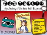 Cam Jansen The Mystery of the Babe Ruth Baseball NOVEL STUDY