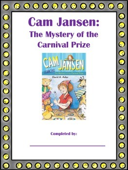 Cam Jansen: The Mystery of the Carnival Prize