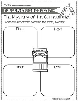 CAM JANSEN AND THE MYSTERY OF THE CARNIVAL PRIZE Book Study