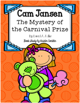 Cam Jansen The Mystery of the Carnival Prize
