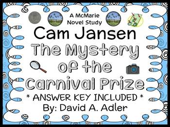 Cam Jansen: The Mystery of the Carnival Prize (David A. Ad