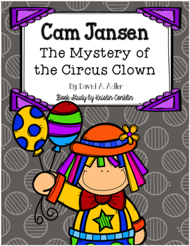 Cam Jansen The Mystery of the Circus Clown