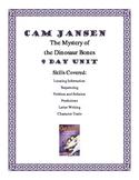 Cam Jansen The Mystery of the Dinosaur Bones 9 Day Unit!