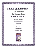 Cam Jansen The Mystery of the Dinosaur Bones 9 Day Unit!