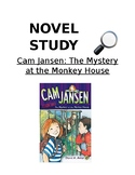 Cam Jansen- The Mystery of the Monkey House Packet