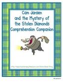 Cam Jansen The Mystery of the Stolen Diamonds Comprehension Companion