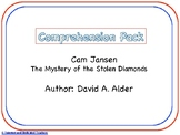 Cam Jansen The Mystery of the Stolen Diamonds Comprehension Pack